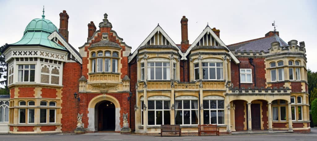 SMU Bletchley Park Essential History Expeditions