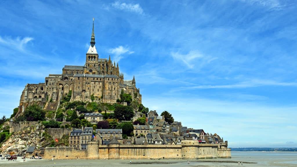 Mont Saint Michel Tour