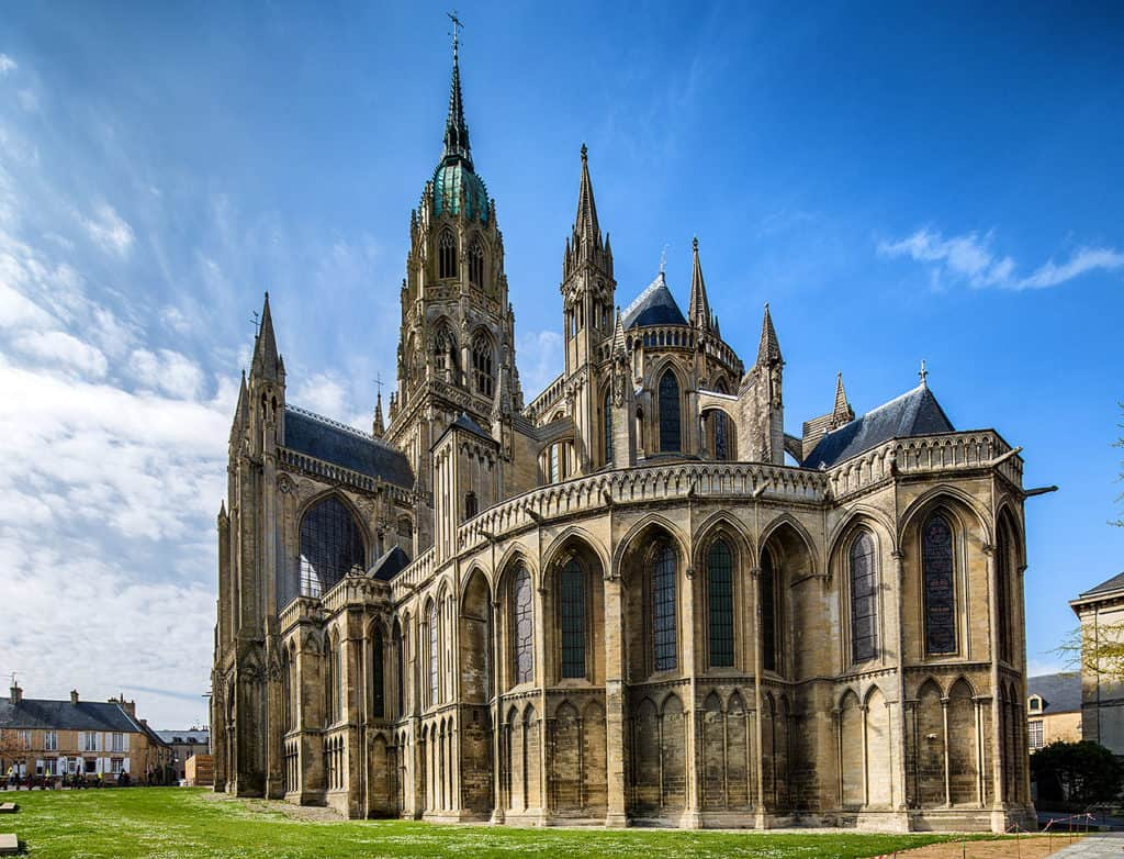 Bayeux Cathedral Essential History Expeditions