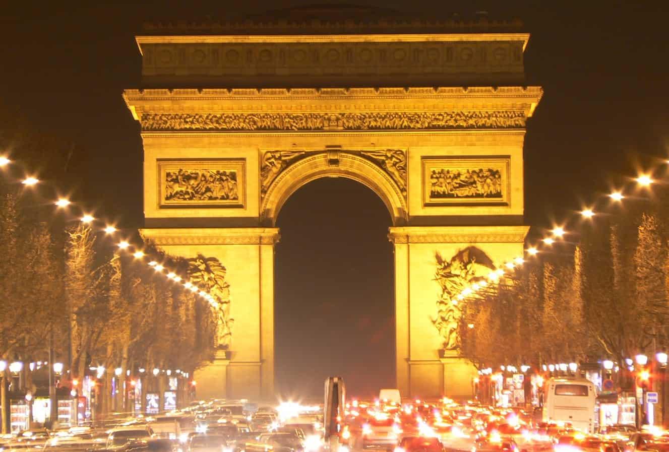 Paris history tour EHE