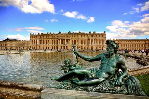 Versailles SMU EHE tour