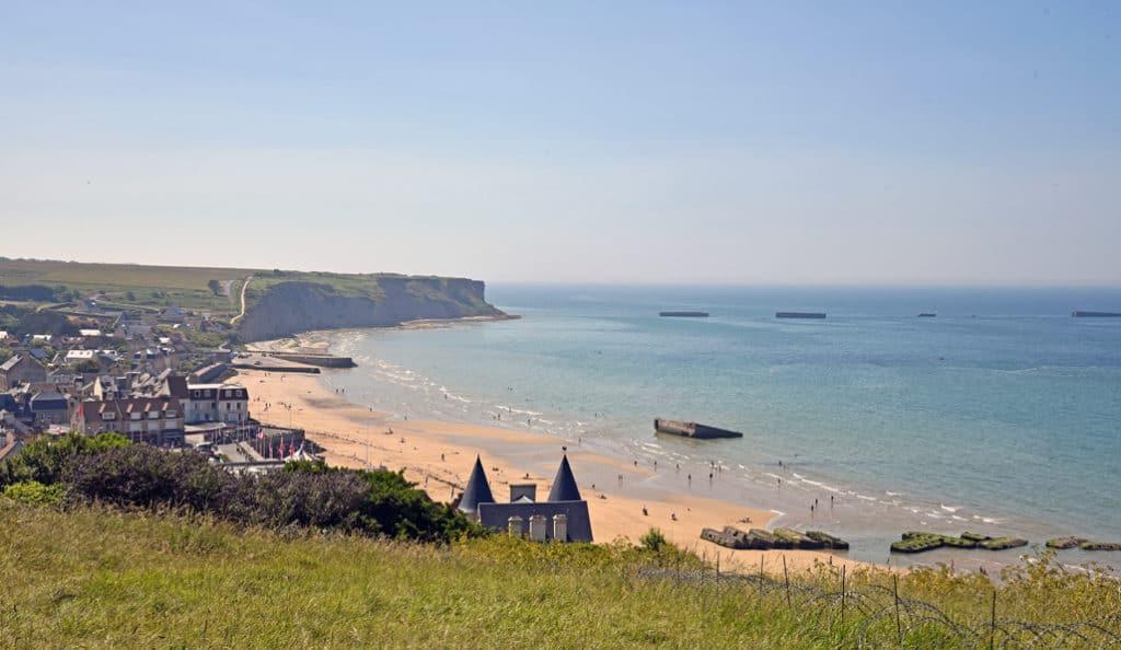 Arromanches Normandy France D-Day Tour
