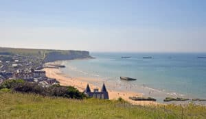 Arromanches Normandy France D-Day Tour