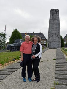 Avranches Patton Monument Tour