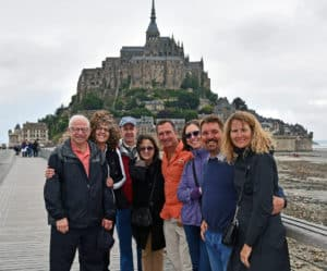 Essential History Expeditions Mont Saint Michel Tour