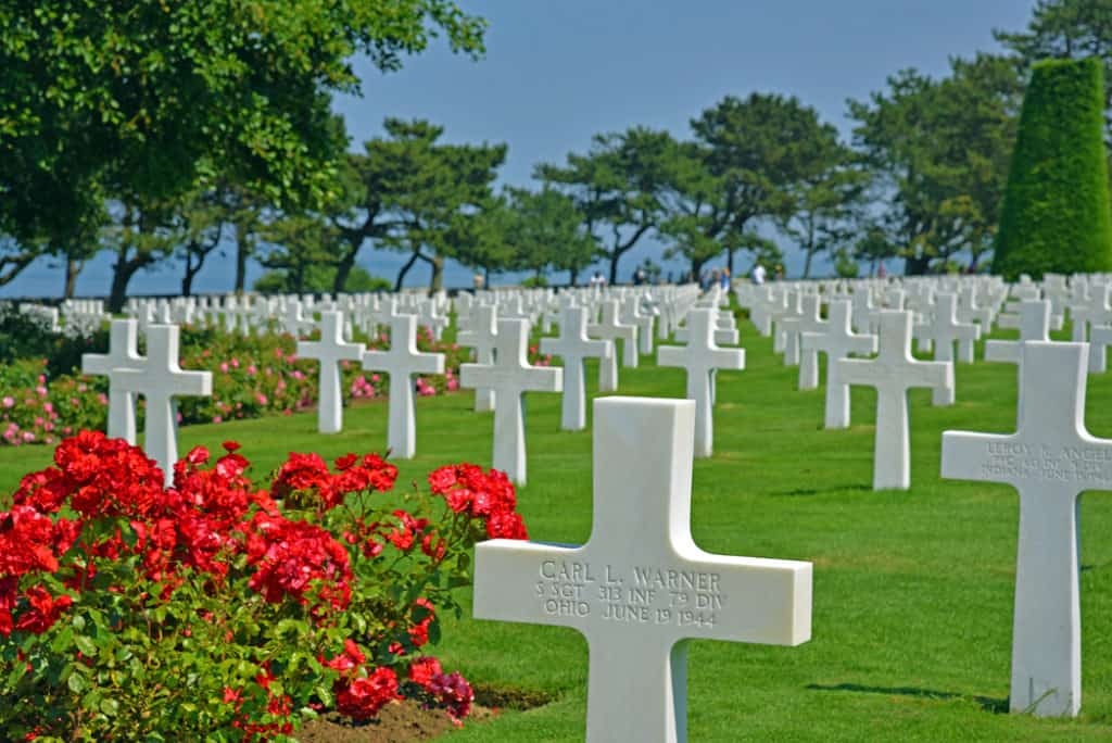 Omaha American Cemetery
