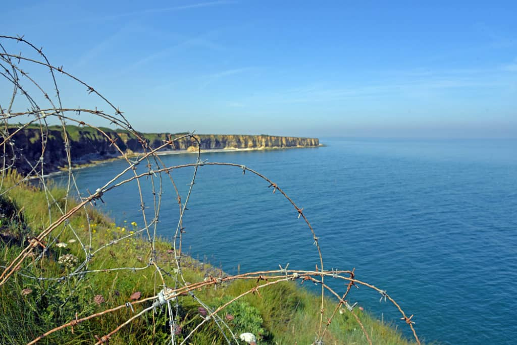 Tour Pointe du Hoc D-Day