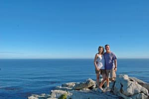 Brian DeToy Sheryl Shafer Cape of Good Hope South Africa Tour