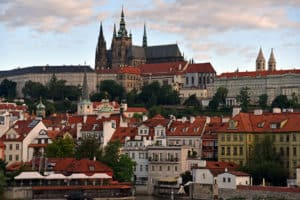 Prague Castle guided history tour