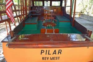 Finca Vigia Hemingway Boat Pilar