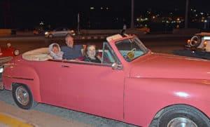 Havana 50s cars