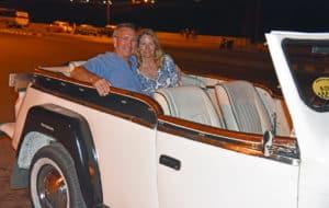 Brian DeToy Sheryl Shafer history tours