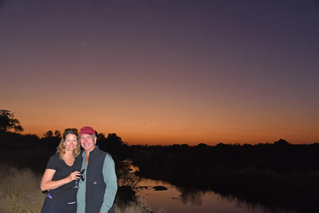 Brian DeToy Sheryl Shafer Kruger National Park Safari