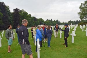 Luxembourg American Cemetery Guided Tour