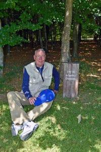 Peace Woods Belgium