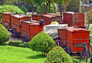 Saigon Garbage Bikes