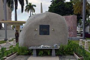 Sta Ifigenia Fidel Monument