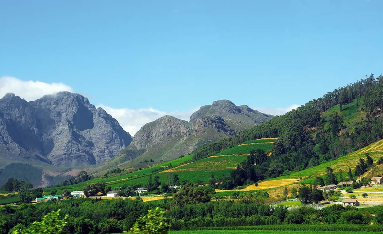 Franschoek South Africa