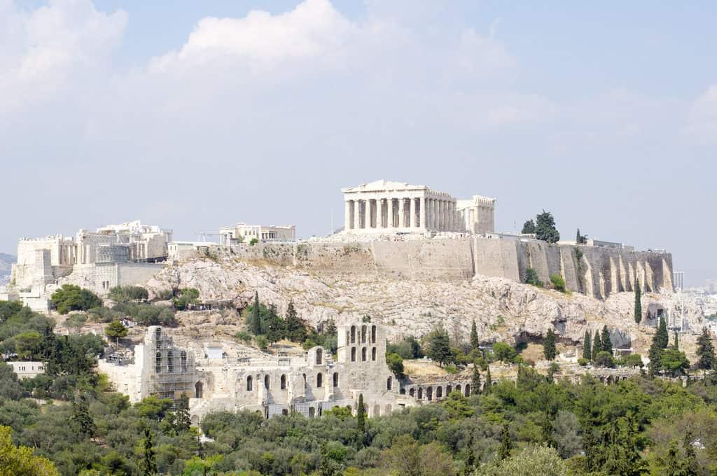 history tour greece