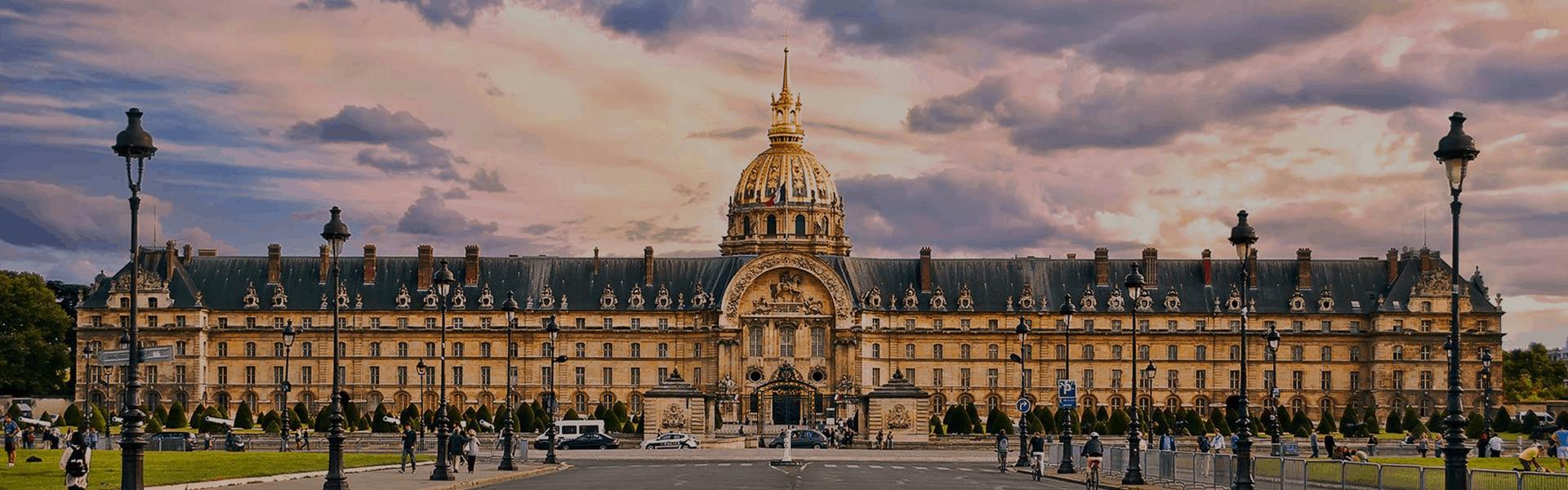 Paris Invalides
