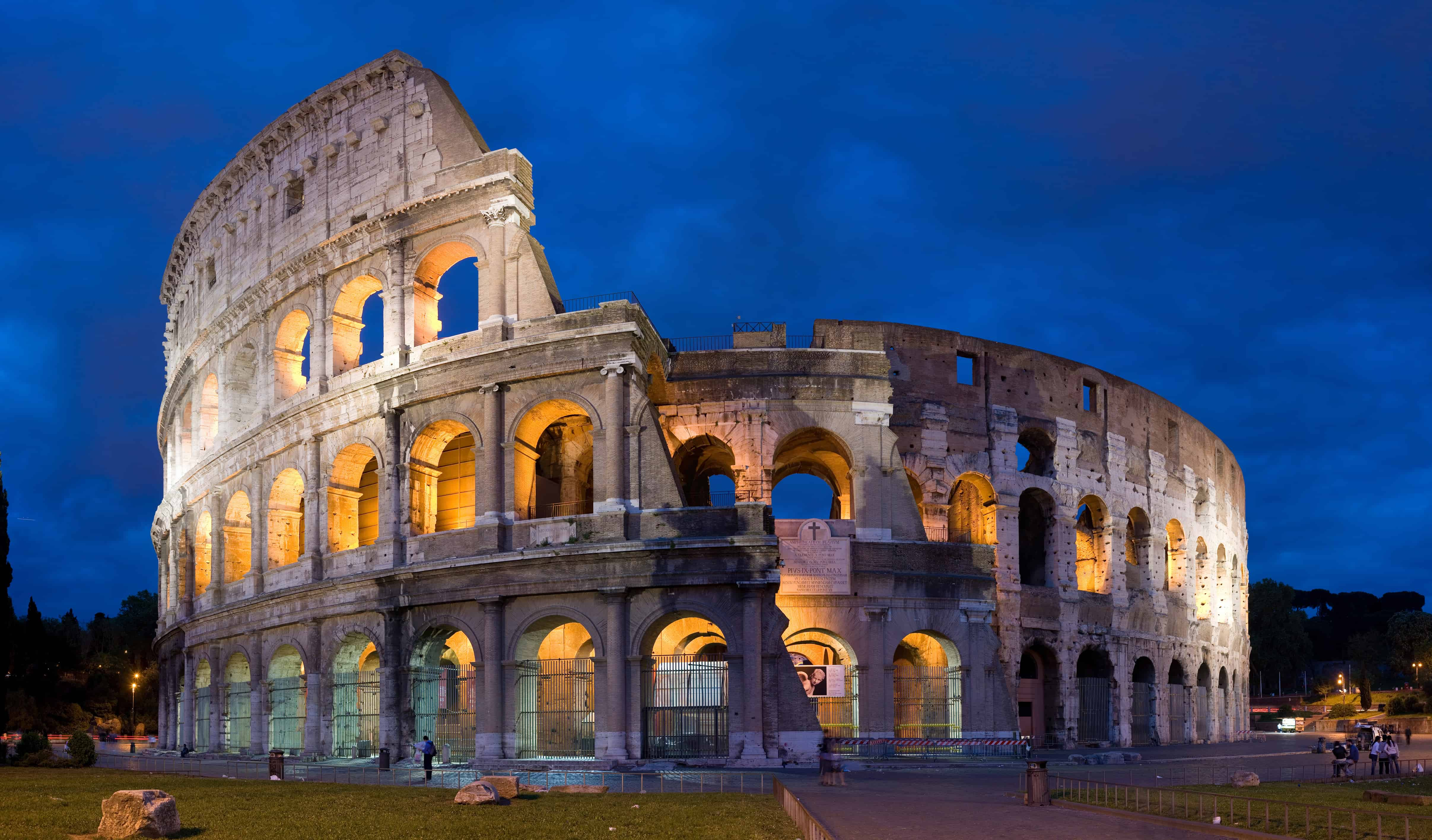 guided history tour Italy