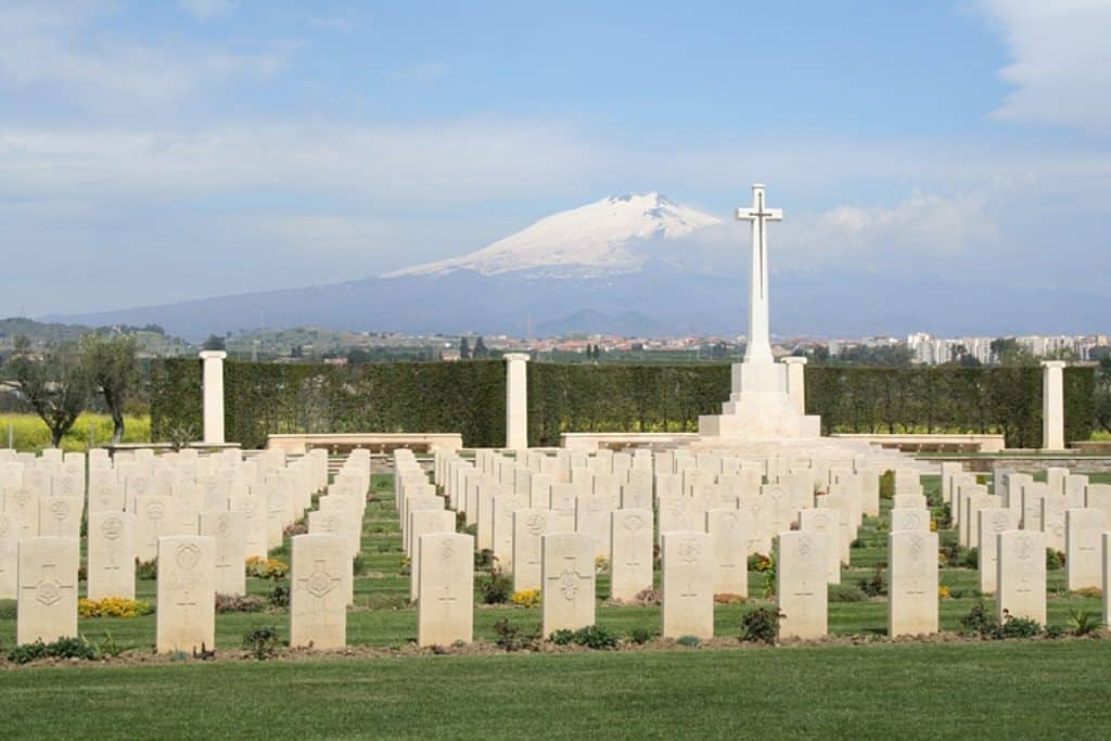 WWII Italy guided tours