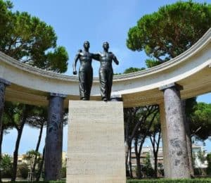 WWII Italy history tour