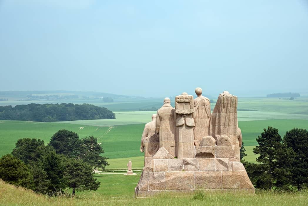 WWI monument EHE