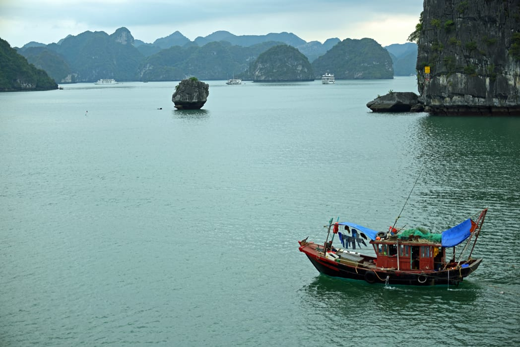 Halong Bay Vietnam Tour EHE