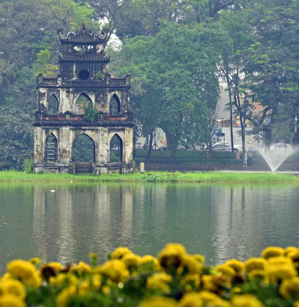 Vietnam history tour