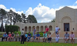 WWI tour Essential History Expeditions