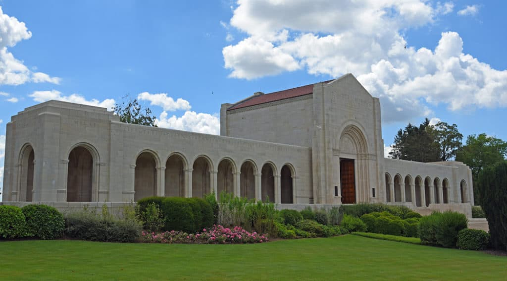 WWI American Cemetery EHE tours