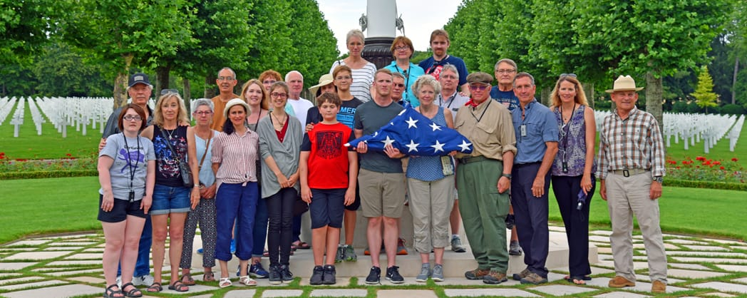 WWI tour Essential History Expeditions Brian DeToy Sheryl Rankin Shafer