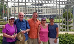 Vietnam tour Essential History Expeditions Brian DeToy