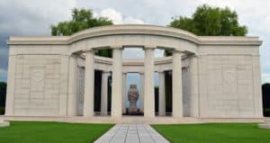 WWI San Mihiel Cemetery