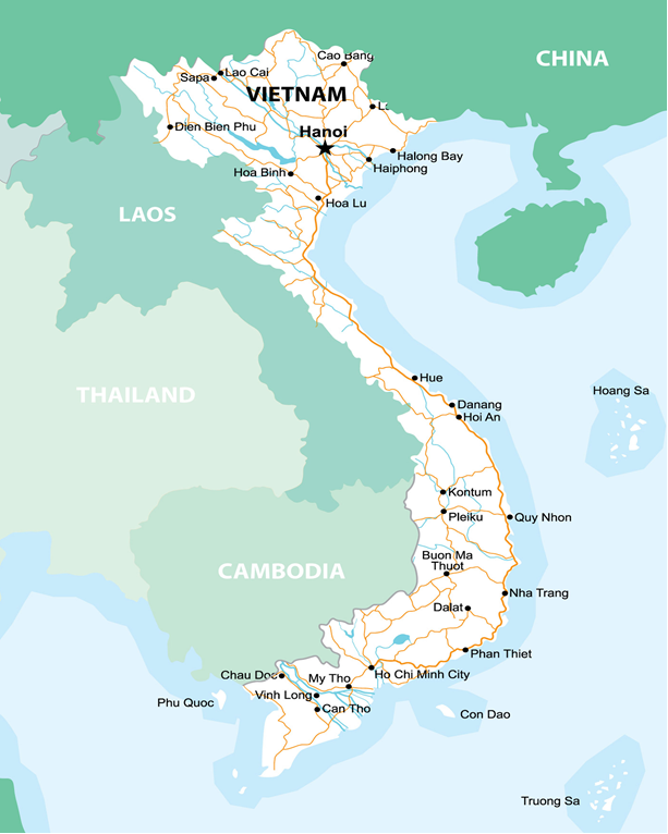 Vietnam tour Essential History Expeditions