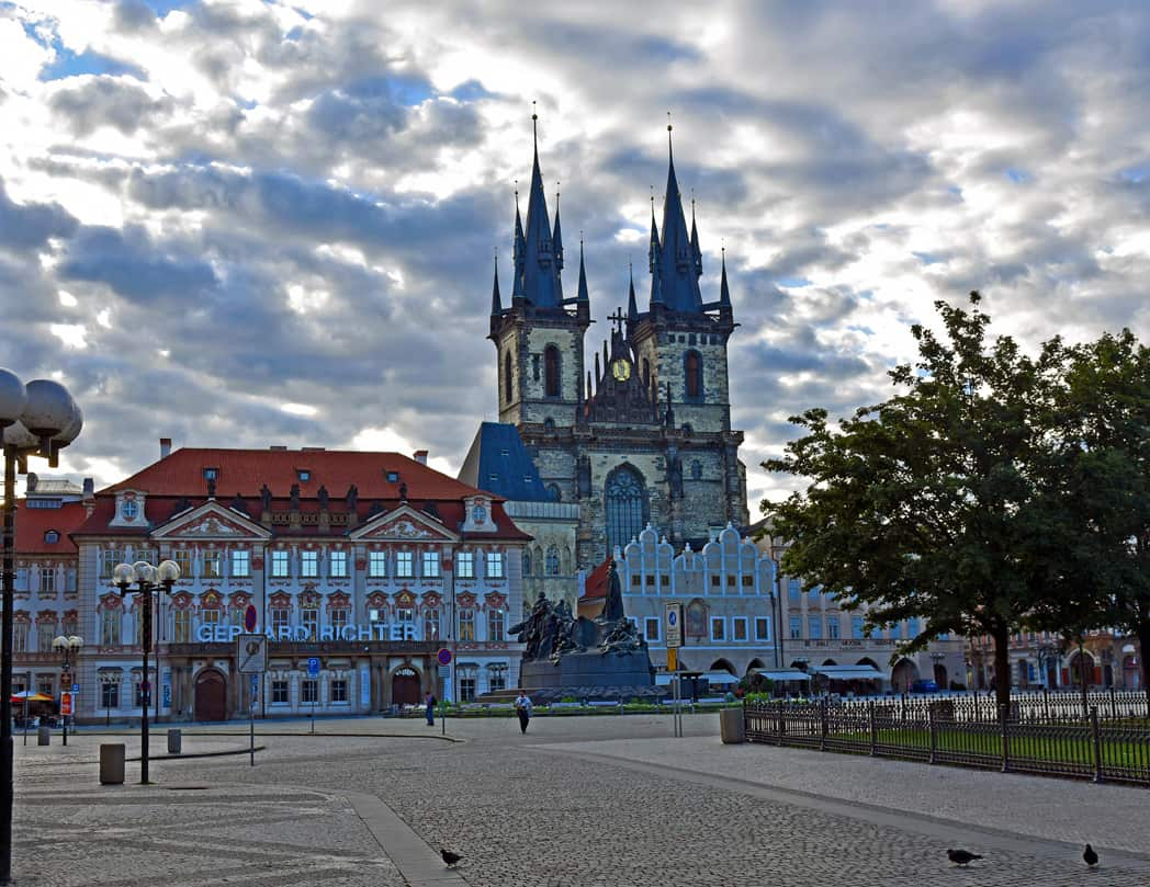 Essential History Expeditions Prague Tour