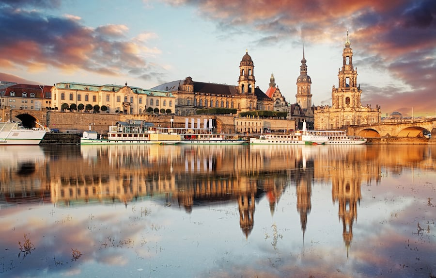 Dresden History Tour